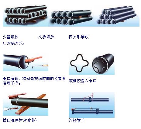 供应山东球墨铸铁管厂家,泰安球墨铸铁管